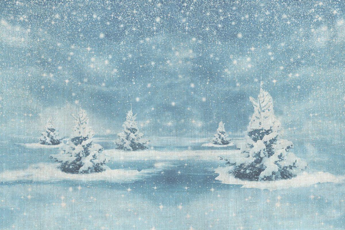 winter scene snowy trees stitchery x press winter scene snowy trees stitchery x