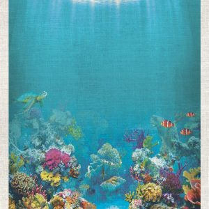 sea animals cross stitch