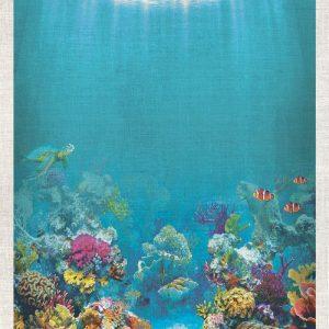 sea animals cross stitch