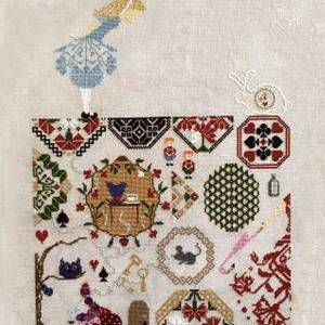 Alice by AuryTM Cross Stitch Pattern