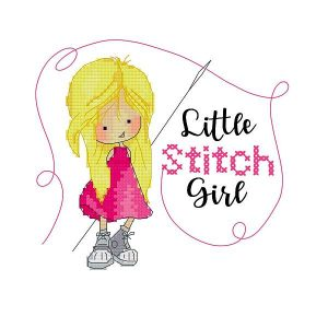 Little Stitch Girl