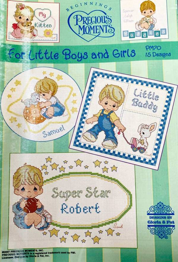 Precious Moments for Little Boys and Girls PM70