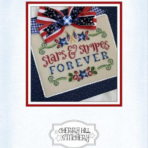 Stars and Stripes Forever PDF Cherry Hill Stitchery Pattern