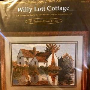Willy Lot Cottage Kit by Cross My Heart